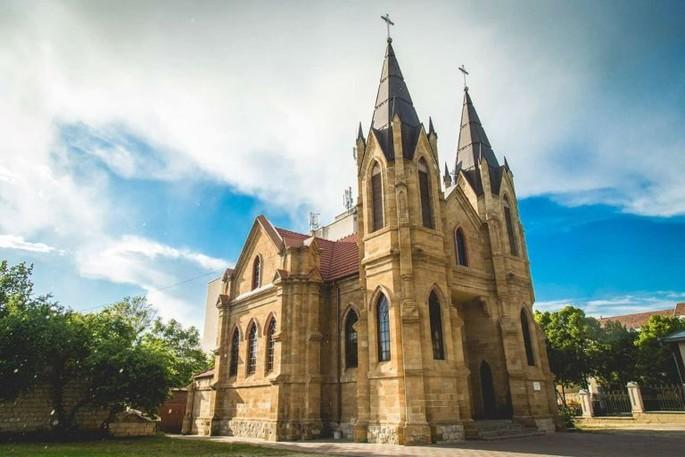 La Chiesa di Orhei, il fascino di un'opera suggestiva
