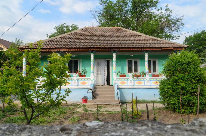 L'architettura del Villaggio