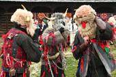 Волшебство зимних праздников у молдаван
