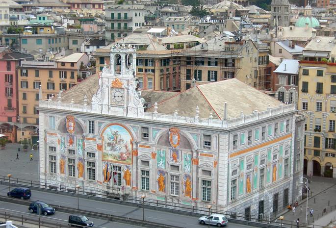 Генуя, колонии на Чёрном море - Часть II