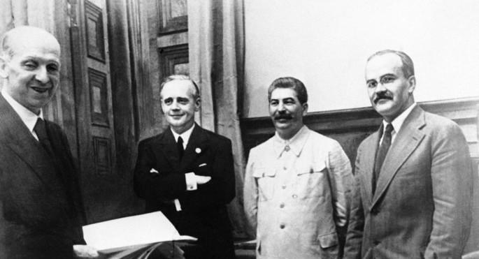 La Moldova e il Patto Molotov Ribbentrop