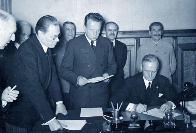 Молдова и пакт Молотова - Риббентропа