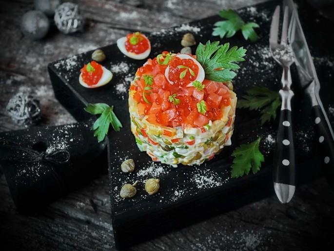 Olivier, ovvero l'insalata russa