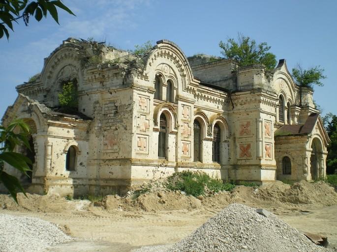 La Chiesa di Pohrebea, un gioiello abbandonato