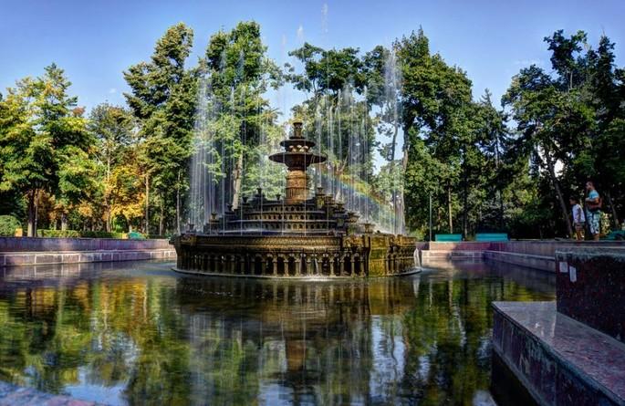 Il Parco Centrale di Chişinău