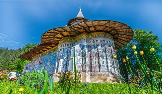 Il Monastero di Voroneț, la Cappella Sistina d'Oriente – Parte I