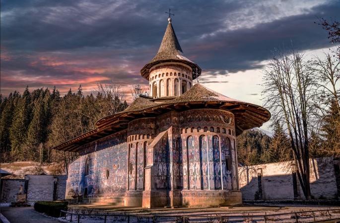 Il Monastero di Voroneț, la Cappella Sistina d'Oriente – Parte II